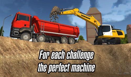 『Construction Simulator 2014 (Kindle Tablet Edition)』の2枚目の画像