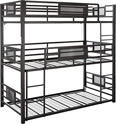 Coaster Home Furnishings 460394T Bunk Bed Black