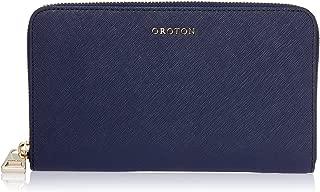 Oroton Women's Maison Multi-Pocket Zip Around Wallet