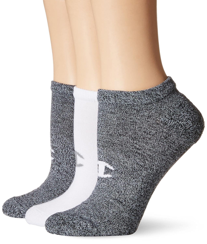 チャンピオン女性のNo Show Socks (パックof 3?)