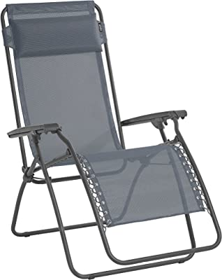 Juego de 4 sillas jardín Textileno Cordoba - Phoenix - Negro ...