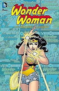 wonder woman 12 labors