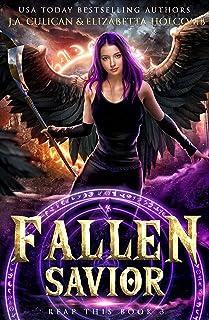 Fallen Savior (Reap This Book 3)
