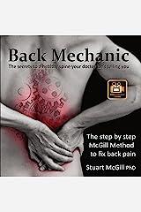Back Mechanic-VIDEO ENHANCED VERSION Paperback