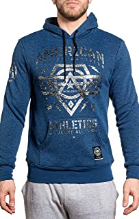 Westend Long Sleeve Pullover Hoodie For Men By Affliction