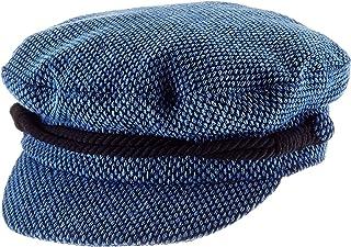 Tommy Hilfiger Baker Boy Tweed Hat Gorro Estilo Pescador para Mujer