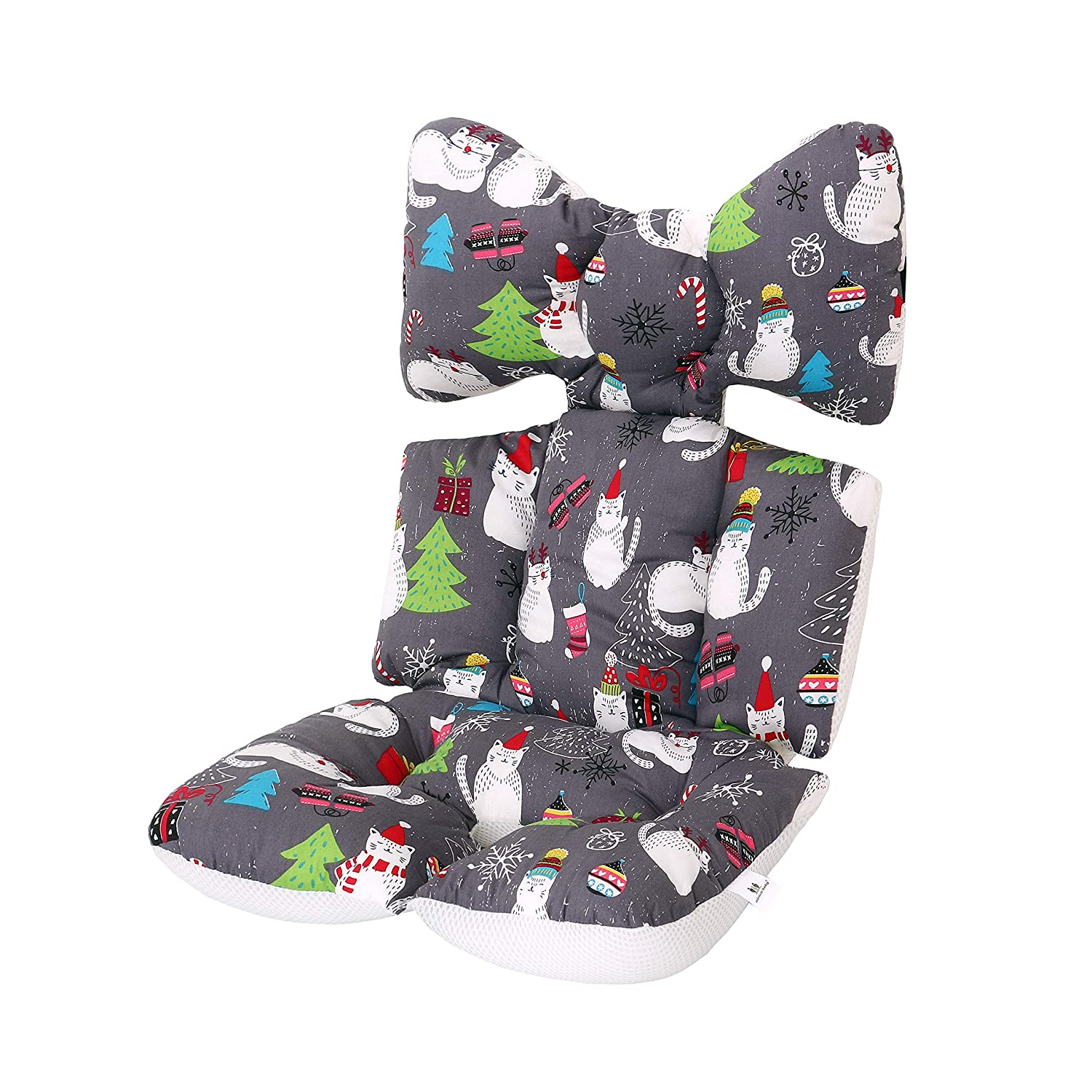 Baby Seat Pad ! Super beauty product restock quality top! Liner for Stroller and Thick 2021 autumn winter new Breathable B Car
