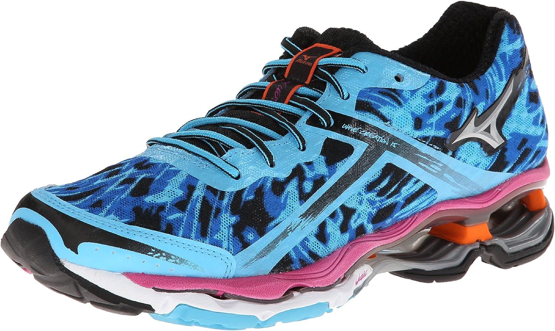 Mizuno Women's Las Vegas Mall Wave Challenge the lowest price Creation Shoe Running 15