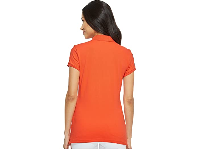 U.s. Polo Assn. Neon Logos Short Sleeve Shirt