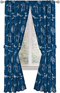 star wars classic curtains