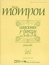 Mompou: Canciones y danzas Nos. 5-8