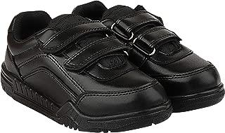 Rex Gola Boys PU Rexion PU Lining Formal/Casual Wear Velcro School Shoes
