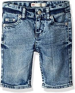 Levi's Girls' Denim Bermuda Shorts