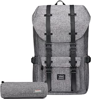 Laptop Outdoor Backpack Travel Hiking Camping Rucksack Casual College Daypack Fits 15