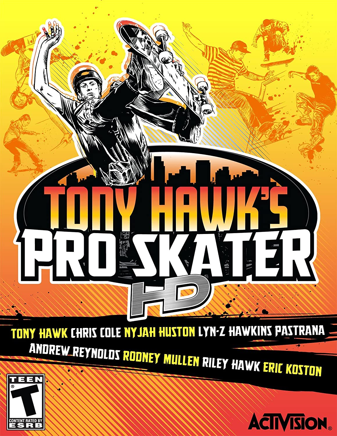 Tony Hawk's Be super welcome Pro Skater depot HD Download