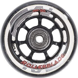 Rollerblade RB Inline Skate Wheels with Bearings 8pk