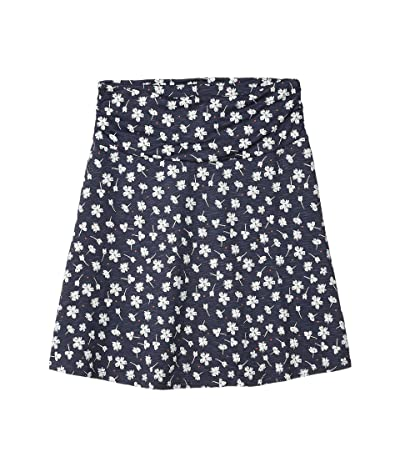 Toad&Co Chaka Skirt (True Navy Tossed Floral Print) Women