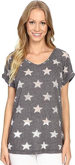 Allover Star Short Sleeve Tee