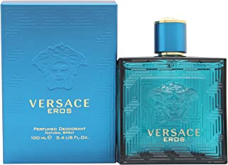 Versace Eros Deodorant Spray 100ml
