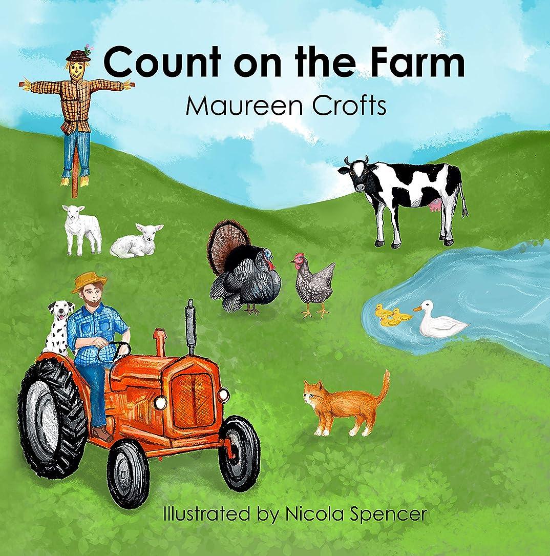 剃るアラバマフォルダCount On The Farm (English Edition)