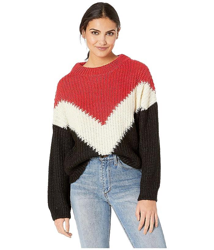 Bishop + Young The Anthem Sweater (Black) Women