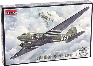Roden Douglas C-47 Skytrain Airplane Model Building Kit