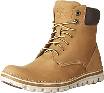 2-Pack Timberland Women's Brookton 6in Lace Up Boot + Tote Bag