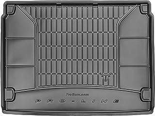 Element Tapis de Coffre Bac de Protection Antiderapant en Caoutchouc sur Mesure Peugeot Partner VIP Tepee Comfort 2008-2020