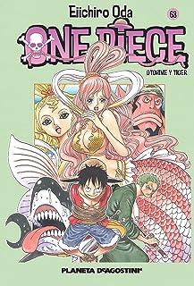One Piece nº 63 (Manga Shonen)