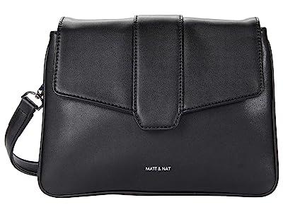 Matt & Nat Ito Loom (Black) Handbags