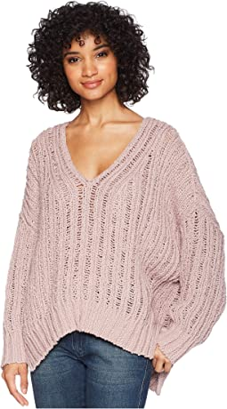 Free People Infinite V-Neck Top