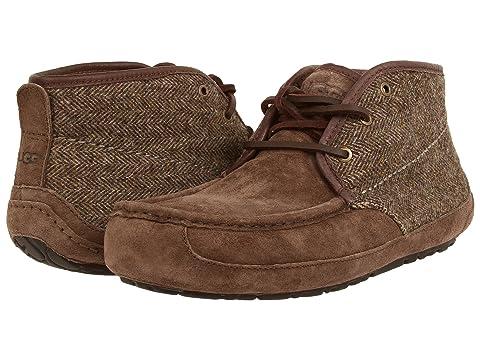 Mens Boots UGG Lyle Tweed Stout Tweed