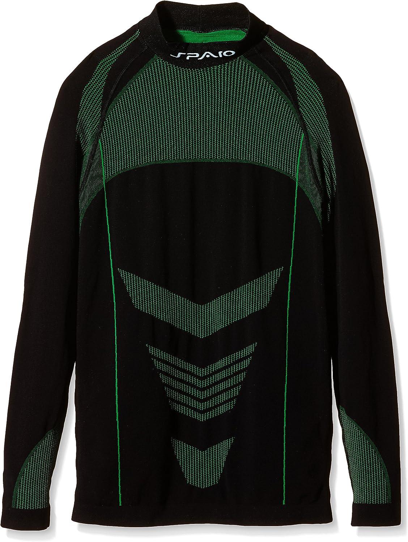 SPAIO Herren Shirt Thermo Langarm W03