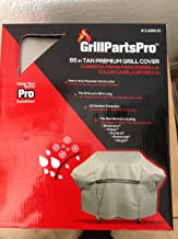 Grill Parts Pro 65 in. Tan Premium Grill Cover
