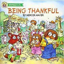 Being Thankful (Mercer Mayer's Little Critter) PDF