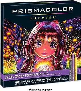 Prismacolor高级双头美术用马克笔