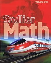 Grade 1 Sadlier Math Volume One