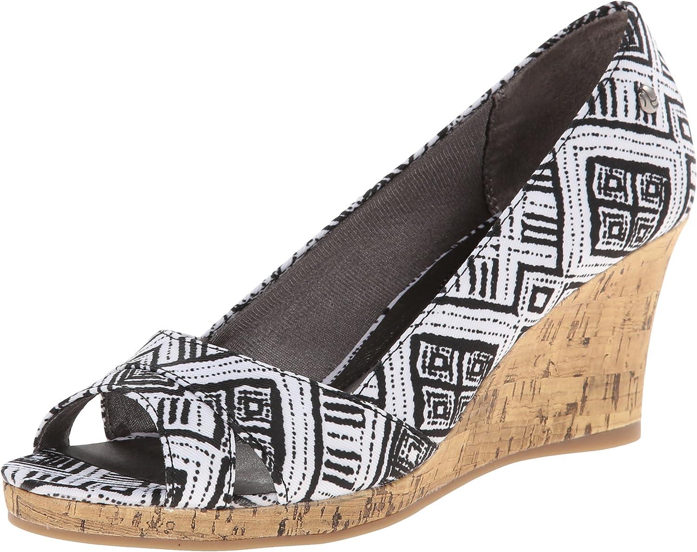 LifeStride Women's Rogue Wedge Sandal