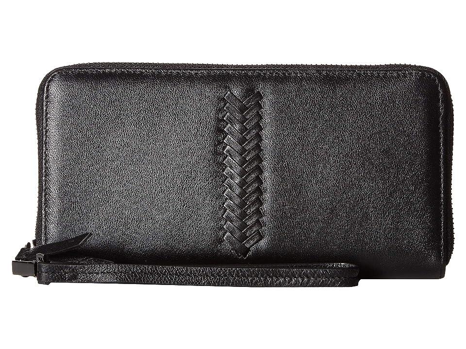 Kooba Calgary Wristlet (Black) Wristlet Handbags