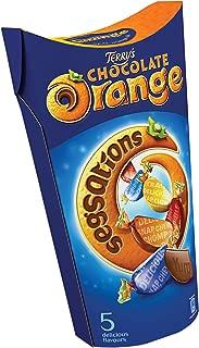 Terry's Chocolate Orange Segsations 300G (Box Of 6)