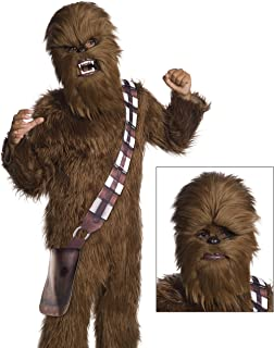 Adult Chewbacca Movable Jaw Mask