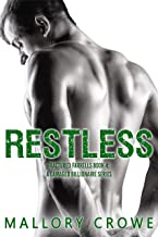 Restless (Fractured Farrells: A Damaged Billionaire Series Book 4)