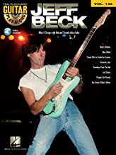 Jeff Beck Songbook: Guitar Play-Along Volume 125