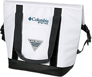 Columbia PFG Permit Convertible Roll-Top Thermal Tote - White