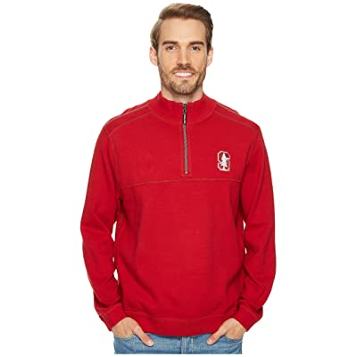 Tommy Bahama Stanford Cardinal Collegiate Campus Flip Sweater (Stanford University) Men