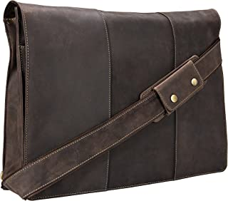Visconti 16019 Briefcase, Brown One Size