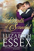 A Breath of Scandal (The Reckless Brides Book 2)