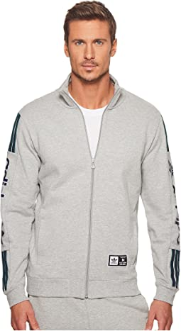 adidas Skateboarding Quarzo Fleece Zip