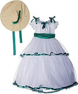 girls civil war dress
