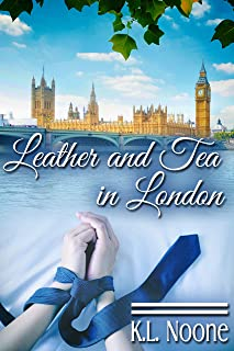 Leather and Tea in London (English Edition)